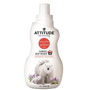 Attitude Fabric Softener Pink Grape Fruit 1L 137262