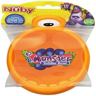 Nuby iMonster Toddler Bowl 22030
