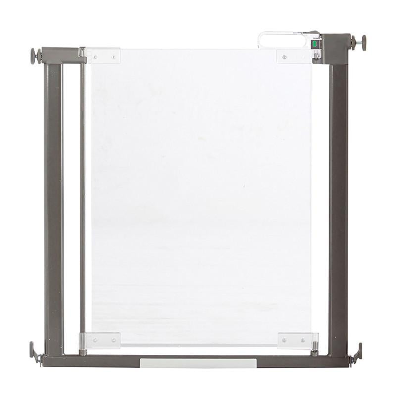 Qdos Crystal Pressure Mounted Gate - CanaBee Baby