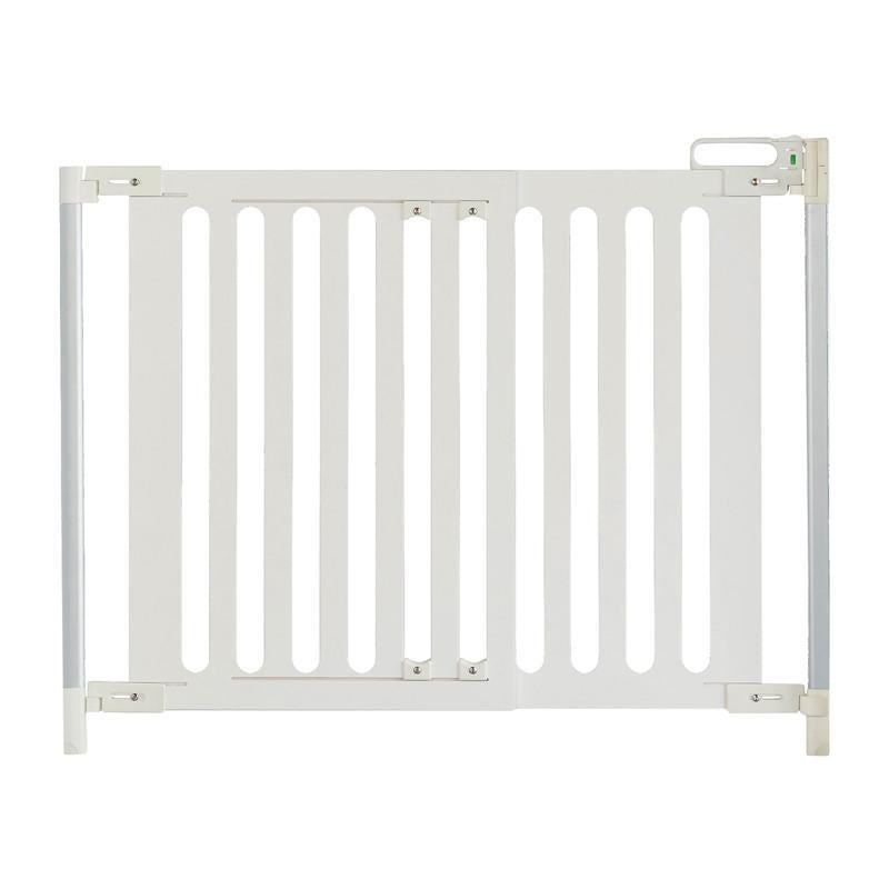 Qdos Spectrum Hardware mounted Gate - White - CanaBee Baby