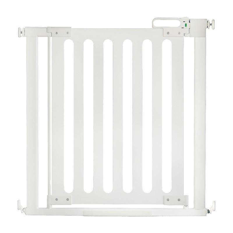 Qdos Spectrum Pressure Mounted Gate - White - CanaBee Baby