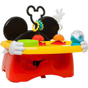 The First Years  Mickey Mouse Helping Hands Feeding & Activity Seat