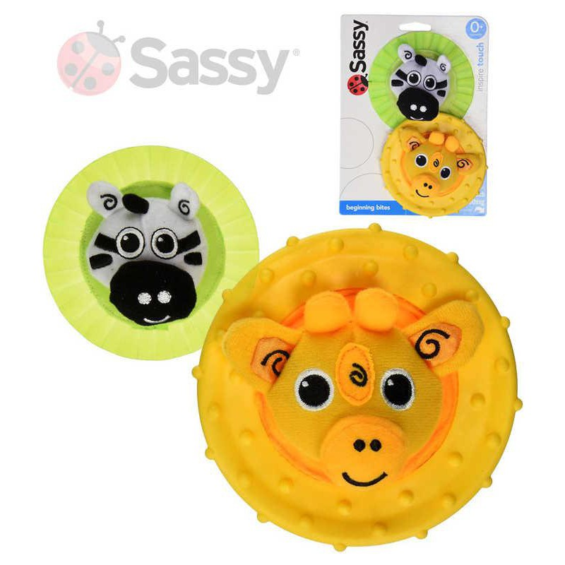 Sassy Beginning Bites Teethers