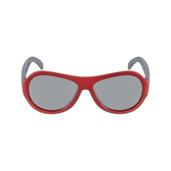 Shadez Designers Children Sunglasses - Fiery Firetruck Red