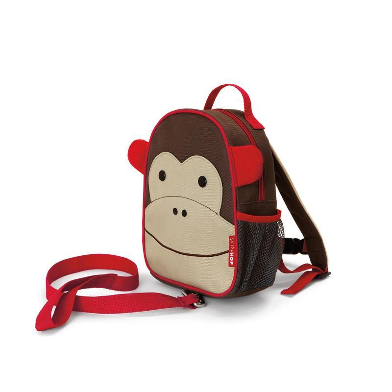 Skip Hop Zoo Safety Harness - Monkey - CanaBee Baby