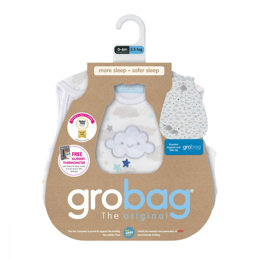 Grobag Sleepy Sky 3.5t