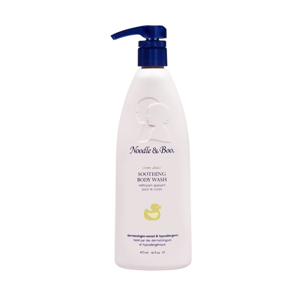 Noodle & Boo Soothing Body Wash 16oz
