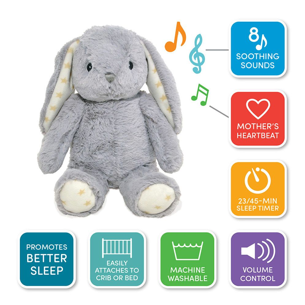 Cloud B Bennie the Bunny - Soothing Sounds BGA112