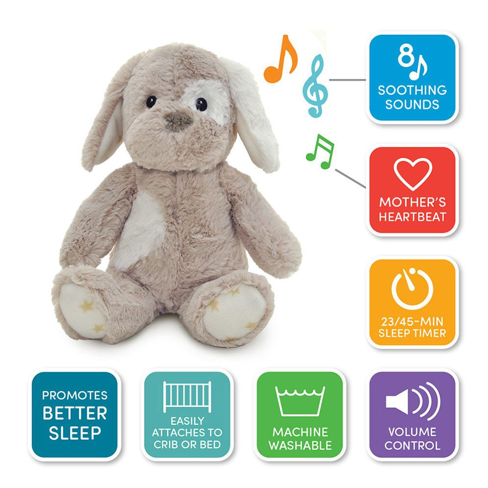 Cloud B Patch the Puppy - Soothing Sounds BGA113