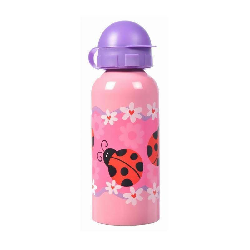 Stephen Joseph Stainless Steel Bottle Ladybug S11