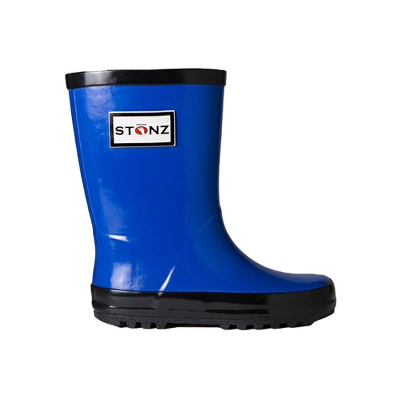 Stonz Rain Bootz - Royal Blue /Black - CanaBee Baby