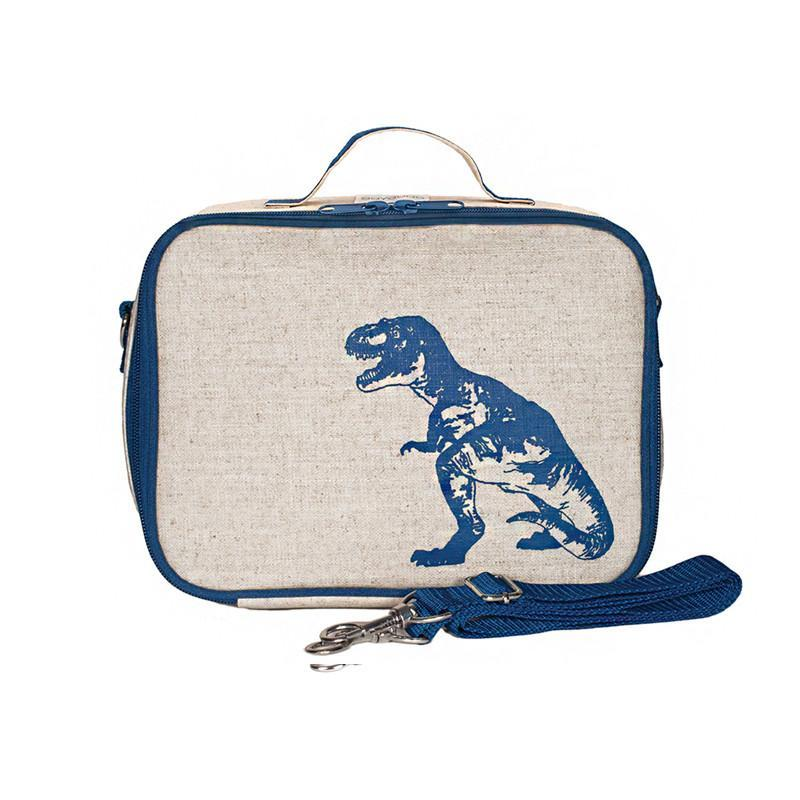 So Young Lunch Box - Blue Dinosaur - CanaBee Baby