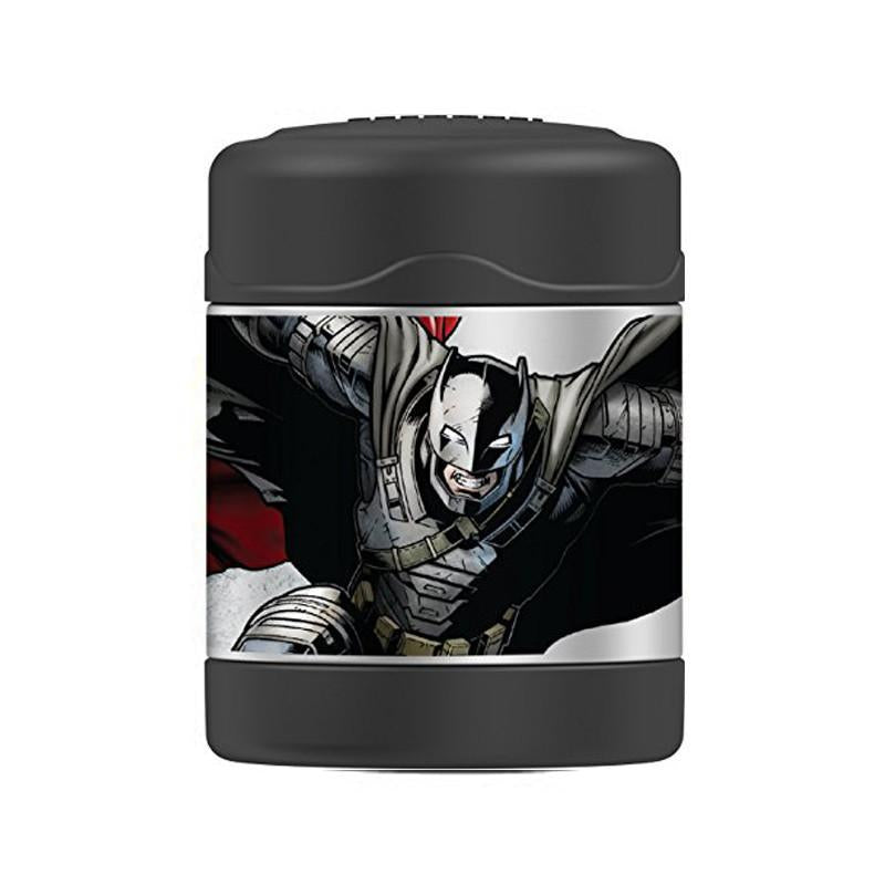 Thermos Funtainer Food Jar - Batman vs Superman - CanaBee Baby