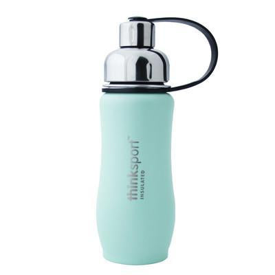 Thinksport Insulated Sports Bottle 12oz - Mint Green