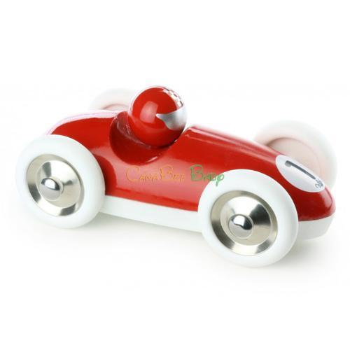 Vilac Red Roadster Car - CanaBee Baby