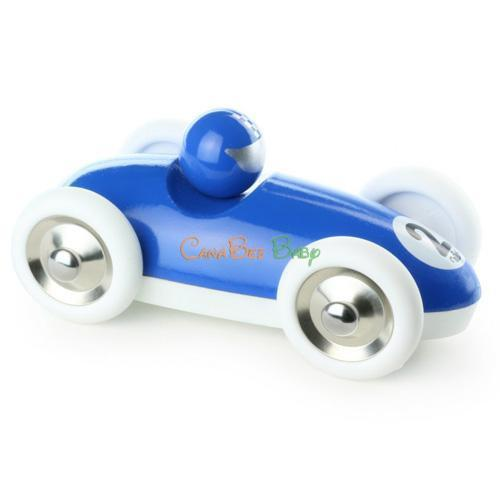 Vilac Blue Roadster Car - CanaBee Baby