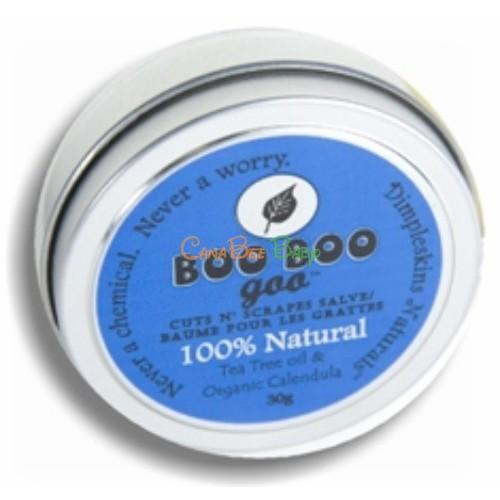 Dimpleskins Naturals Boo Boo Goo 100% Natural Soothing Salve 30g - CanaBee Baby