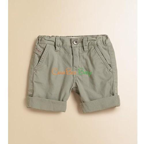 Diesel Infant's Cotton Shorts - CanaBee Baby