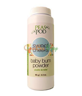Peas in A Pod Sweet Cheeks Bum Powder 100g - CanaBee Baby