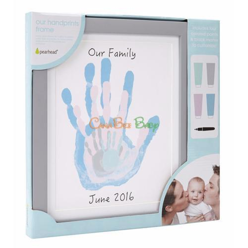 Pearhead Frames Handprint - CanaBee Baby