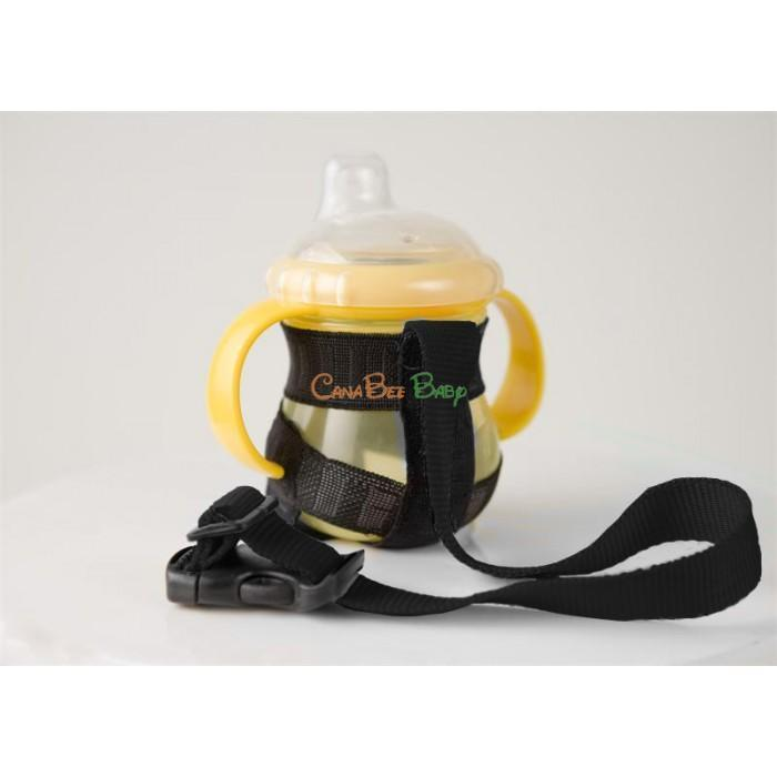 Snack Trap Drink Bottle Tether - CanaBee Baby