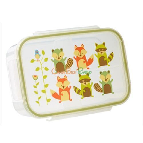Sugarbooger Good Lunch Box-What Did the Fox Eat - CanaBee Baby