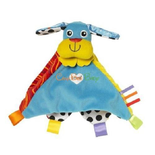 Lamaze Pippin the Puppy Blankie - CanaBee Baby