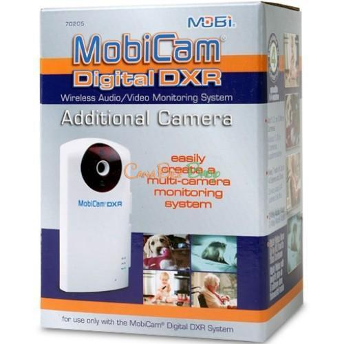 Mobi Cam Digital DXR Additional Camera - CanaBee Baby