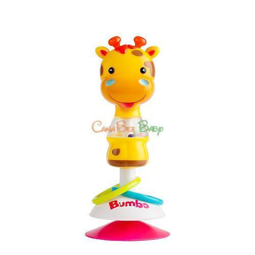 Bumbo Suction Toy Hildi Giraffe - CanaBee Baby