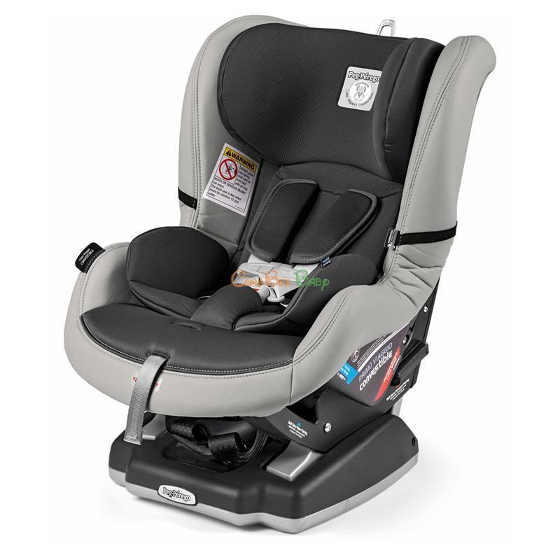 Peg Perego PV Convertible Car Seat - Ice - CanaBee Baby