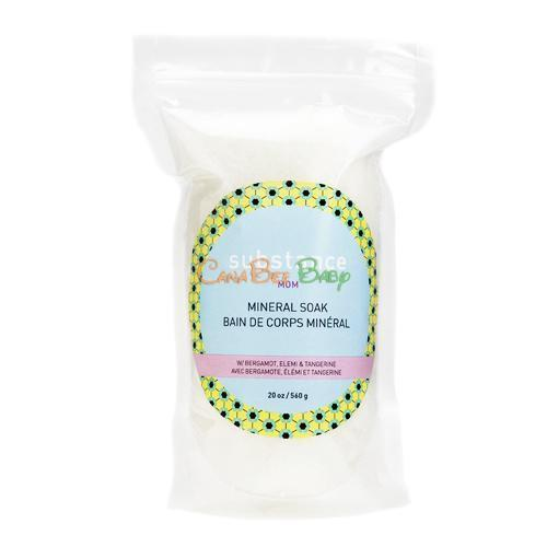 Substance Mineral Soak - CanaBee Baby