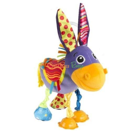 Lamaze Squeezy the Donkey - CanaBee Baby