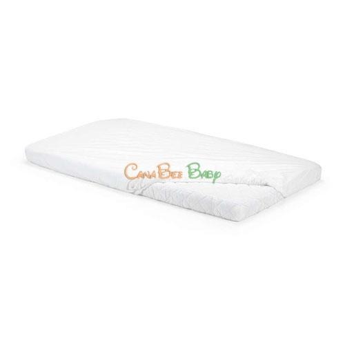 Stokke Home Bed Fitted Sheet 2pc - White - CanaBee Baby