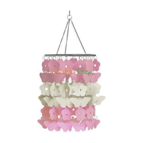 Brewster Chandelier Butterfly - CanaBee Baby