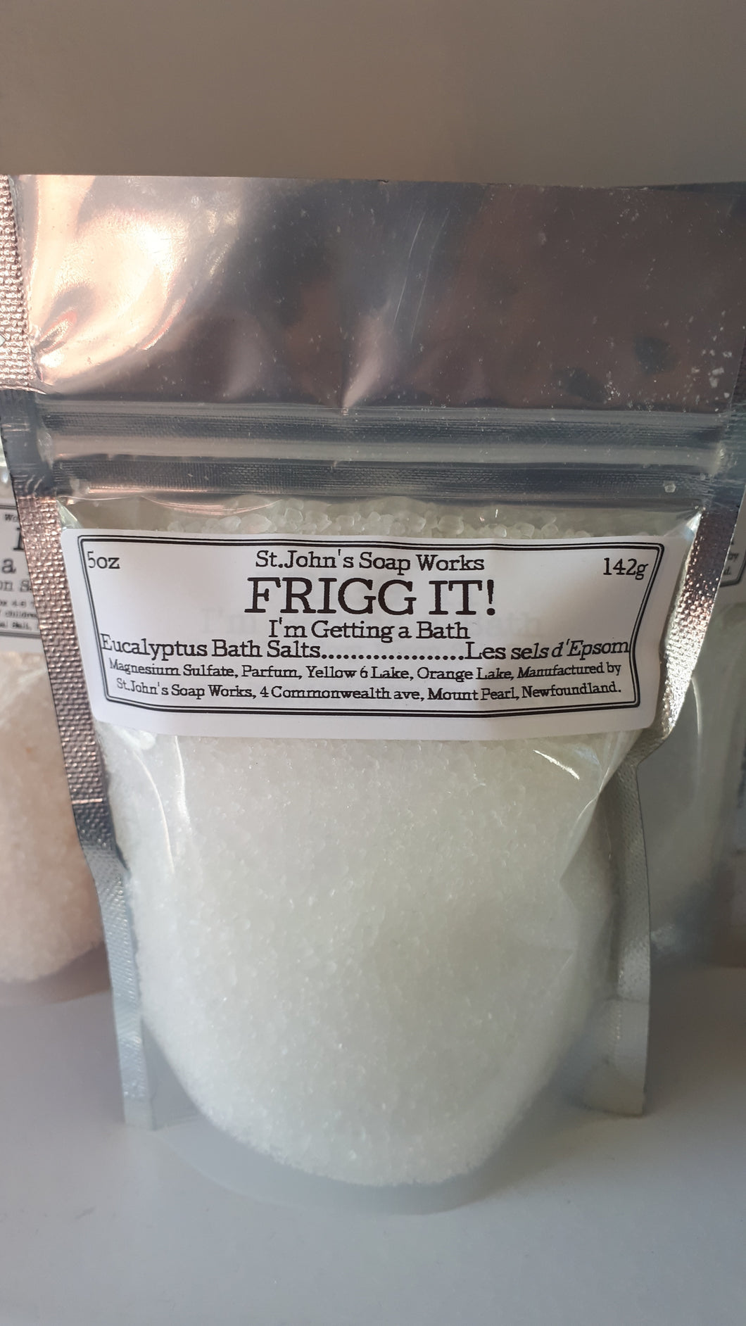 FRIGG IT! Bath Salts