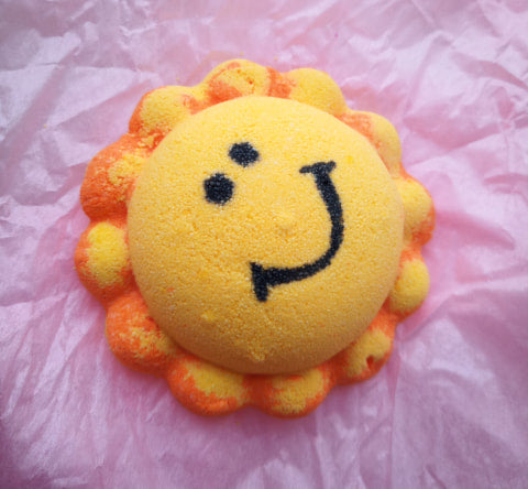 You are my Sunshine Bath Bomb
