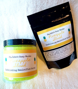 Pineapple Slush Body Scrub