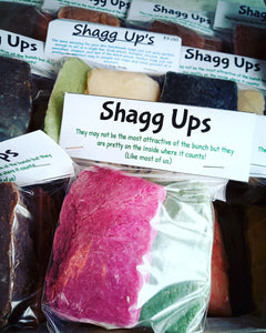 Shagg Ups Soap Samplers