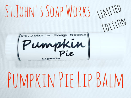 Pumpkin Pie Lipbalm