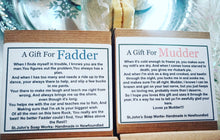 Fine Feller, Lovely Maid, Mudder/Fadder box