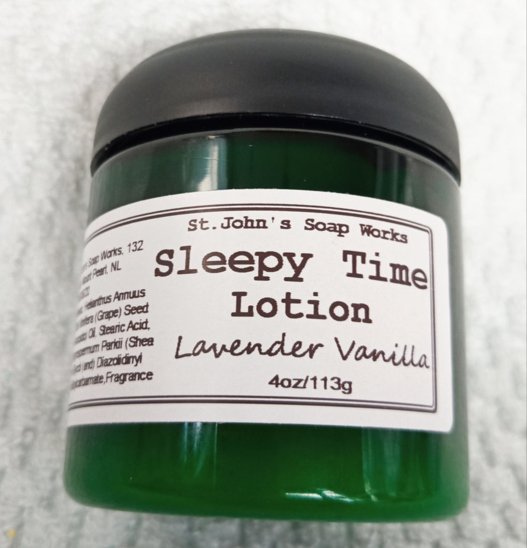 Sleepytime Lotion