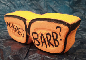 Where's Barb? Bath Bomb
