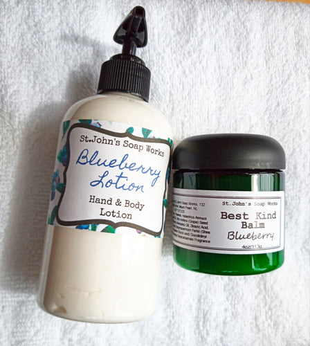 Blueberry Jam Lotion