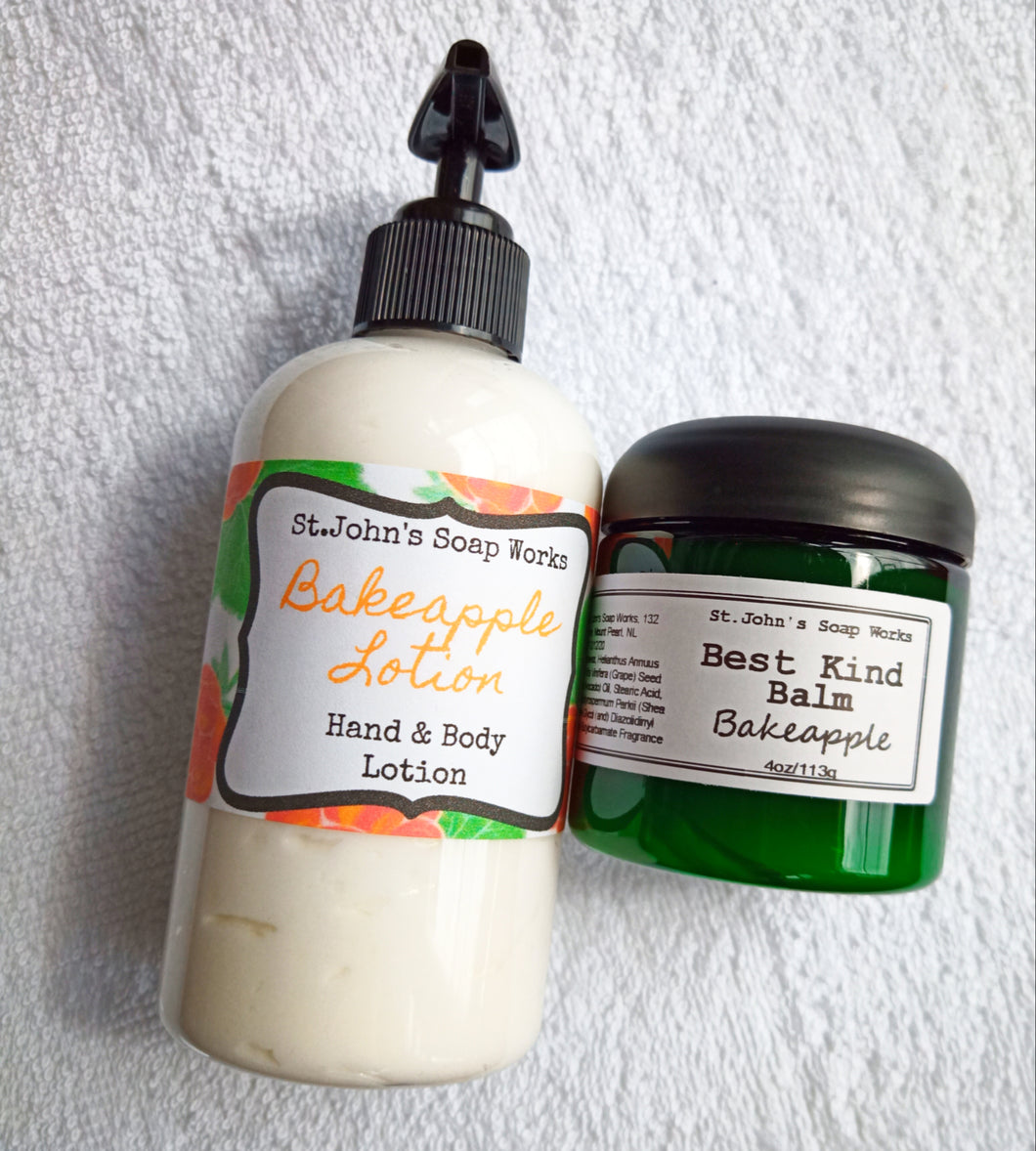 Bakeapple Lotion