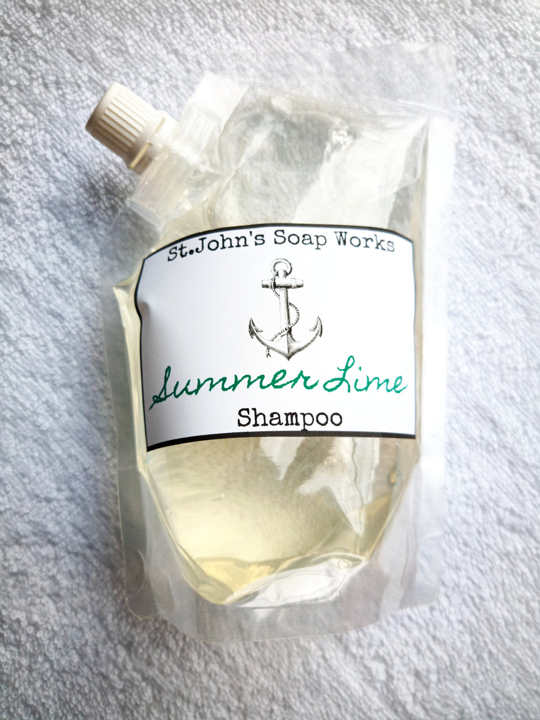 Summer Lime Shampoo