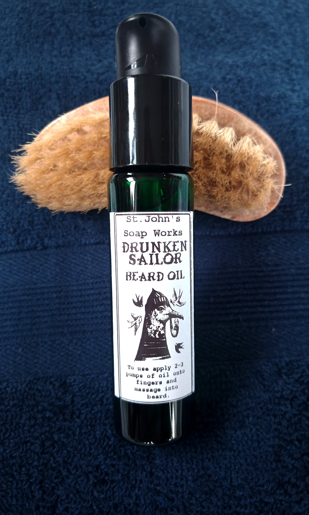 Drunken Sailor Beard Oil