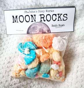 Moon Rocks Bath