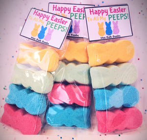 Peeps mini bombs