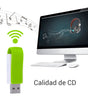 Transmisor de Audio Notebook o PC - Leaf