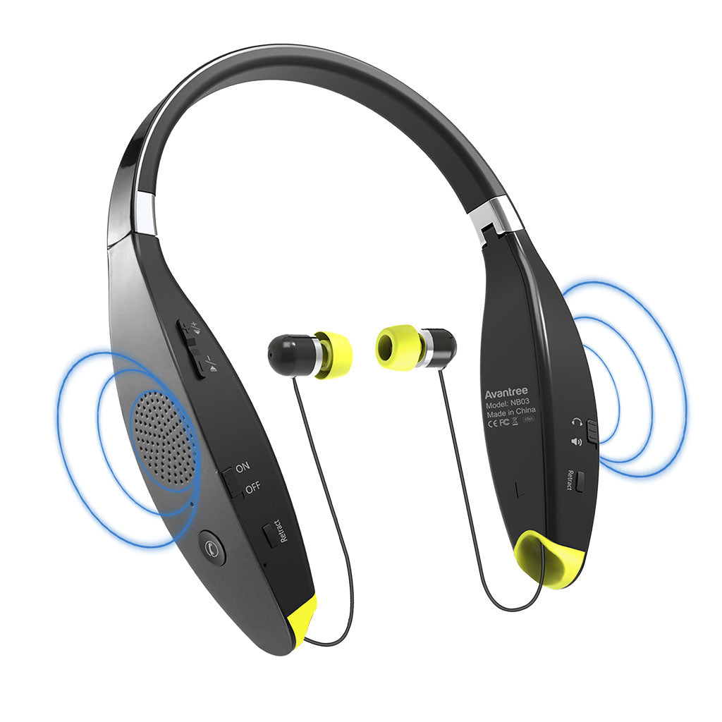 Auriculares/Parlantes Bluetooth - NB03